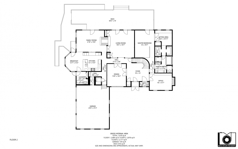 Sample Floor Plan