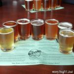 Craft Beer Flight at JJ Bittings