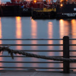Long Exposure Photography - Ships in Slips