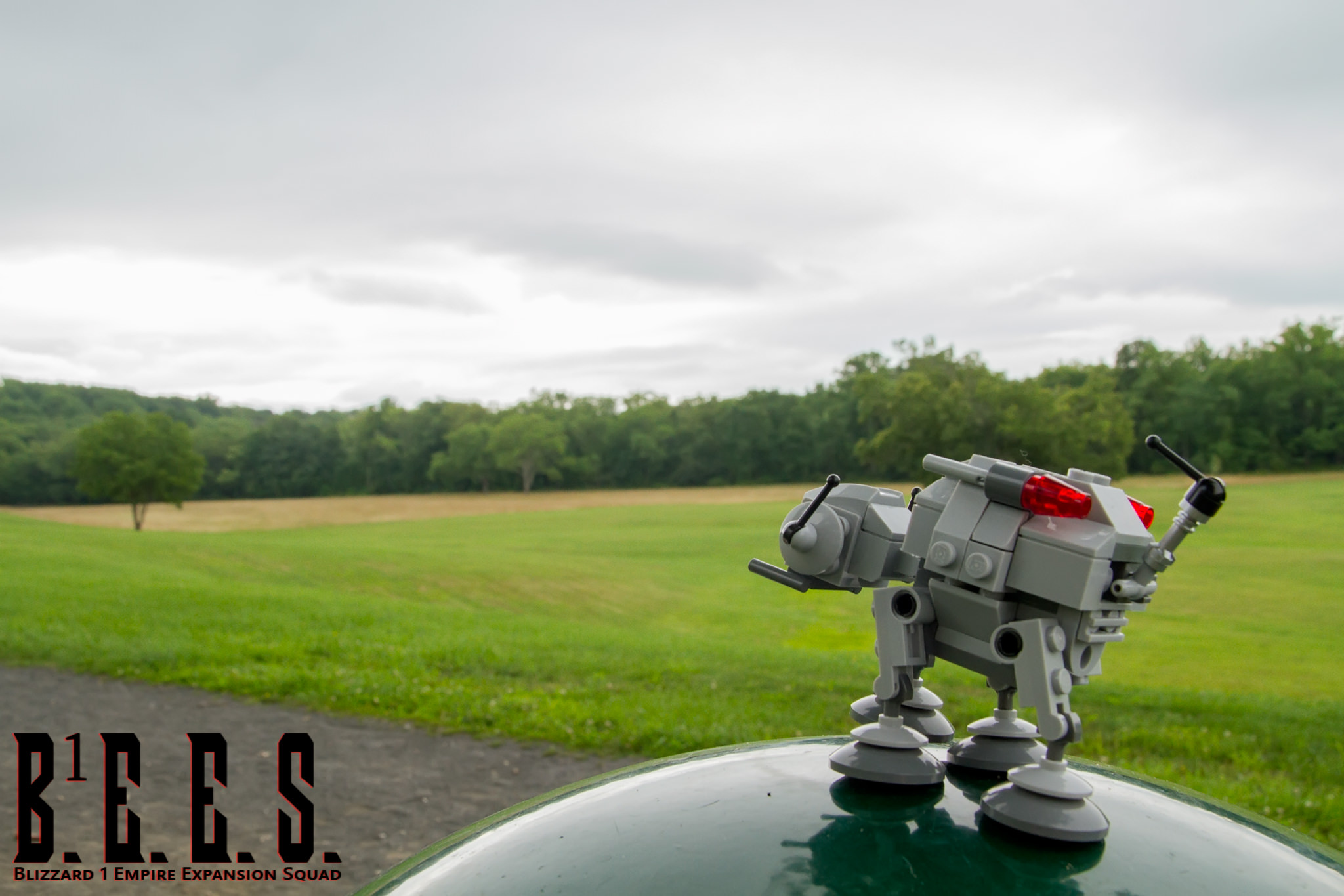 AT-AT Blizzard 1 - On the Move