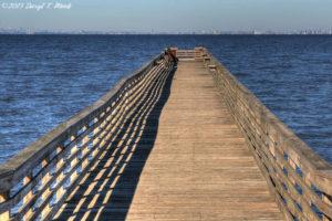 Jersey Shore Photos - Bayshore Waterfront Park