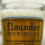 Pint of Flounder Brewing Hill Street Honey Ale