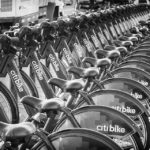 Black and White Challenge Day Two: Citi Bikes